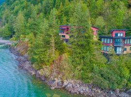 The Lodge on Harrison Lake, Harrison Hot Springs