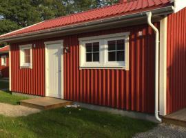 Hallagårdens stugby, Varberg