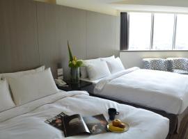 de rěve Express Hotel, Chiayi
