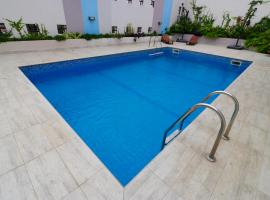 Westfields - 1 Bedroom Apartment, Cantonments, Accra