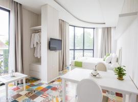 Lief Hotel Saigon, Хошимин