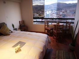 Best Bedroom View in Cusco, Cuzco