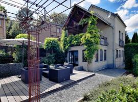 La Maison De Jardin, Verlaine
