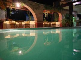 Hotel La Cabaña, Puerto Ángel