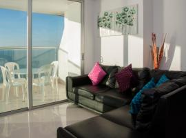 2 Bedroom Condo on the Beach, Cartagena de Indias