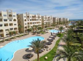 Private Apartments in Nubia Aqua Beach Resort, Hurghada
