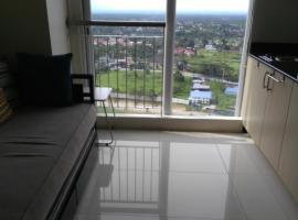 Tagaytay staycation@wind residences, Тагайтай