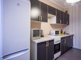 Apartment on Griboyedova II, 秋明