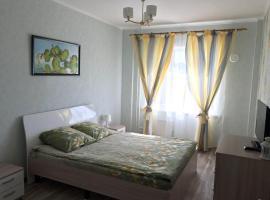 Apartment on Vladimirskaya 10, Pskov