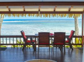Iro's Beach Villa, Rarotonga