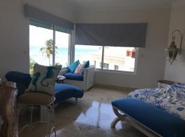 Front beach Apartament, Juan Dolio
