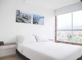 Laureles Apartment la 70, Medellín