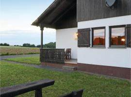 Two-Bedroom Holiday Home in Thalfang, Thalfang