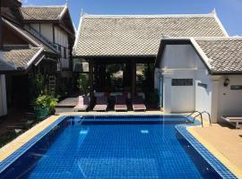 Le Vang Bua Villa, Luang Prabang
