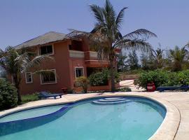 Ma Maison Sur La Plage, Ndéyane