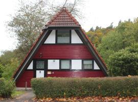 Ferienhaus-Mohnblume