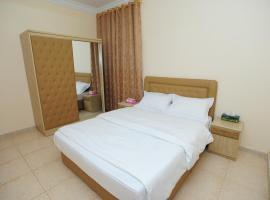 Bait Al Afia Hotel Apartment, Сур