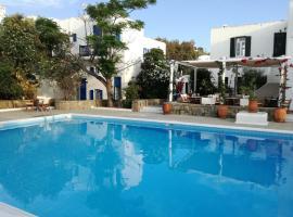 Andromeda Residence, Miasto Mykonos