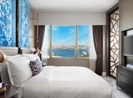 The Ritz-Carlton, Istanbul at the Bosphorus, 伊斯坦布尔