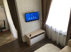 Апартаменты на 10 лет Октября -Берлога55, Omsk