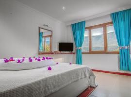 Korsanada Hotel, Kas