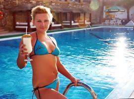 Naama Blue Hotel, Sharm El Sheikh