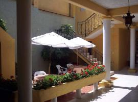 Casa Aldama, Oaxaca de Juárez