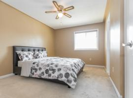 Cozy Private Home For Your Stay, Brampton
