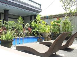 Lucky Family House, Ubud