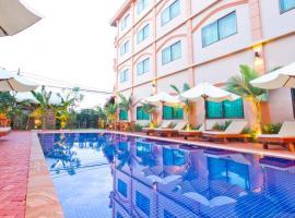 Gloria Angkor Hotel, Siem Reap