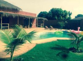 Canas Lodge, Somone