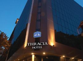 Thracia Hotel Sofia,