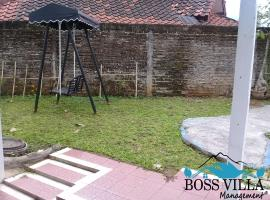 Villa Bougenville 2 D7, Puncak