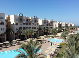 Apartment in Nubia Aqua Beach Resort, Hurghada