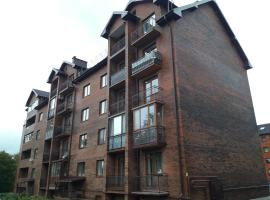 Rotonda_Apartments, Pionerskiy