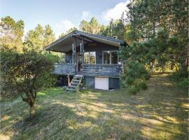 Three-Bedroom Holiday Home in Sjallands Odde, Tjørneholm