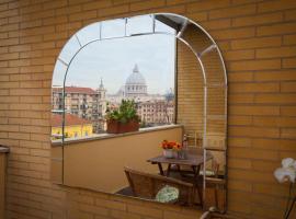 Caravaggio Mirror, Rzym