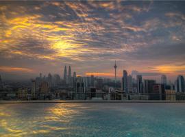 Amazing Rooftop View at Regalia Kuala Lumpur, Kuala Lumpur