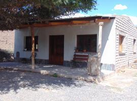 El Churqui, Humahuaca
