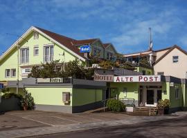 Hotel Alte Post, Kehl am Rhein