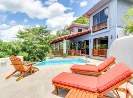 Redonda Bay: Casa Cielo Azul, El Gigante
