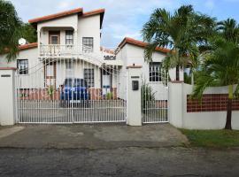 Villa, Saint Thomas