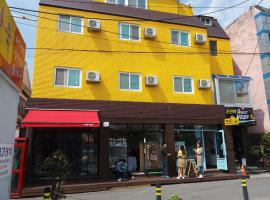 Suncheon Station Guest House, Suncheon