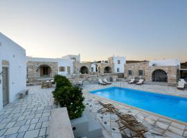 Golden Sea Villas, Chrissi Akti