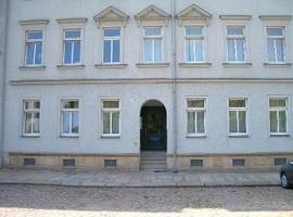 A bed Privatzimmer Dresden - Nichtraucherpension