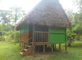 Lupuna Vacations, Puerto Maldonado