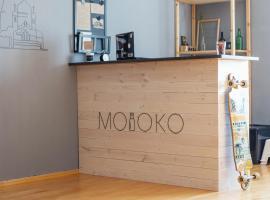Moloko Hotel, Omsk