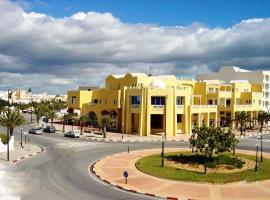 Residence Aladin, Al-Hammamat