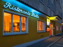 Ristorante Stella con camere, Locarno