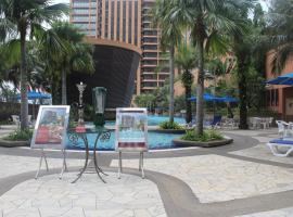 First Class Serviced Suites @ KL City Centre, Kuala Lumpur